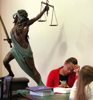 St. Louis University law school