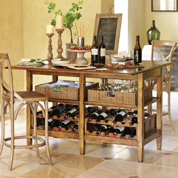 Product pick wine tasting table home and garden stltoday product pick wine tasting table workwithnaturefo