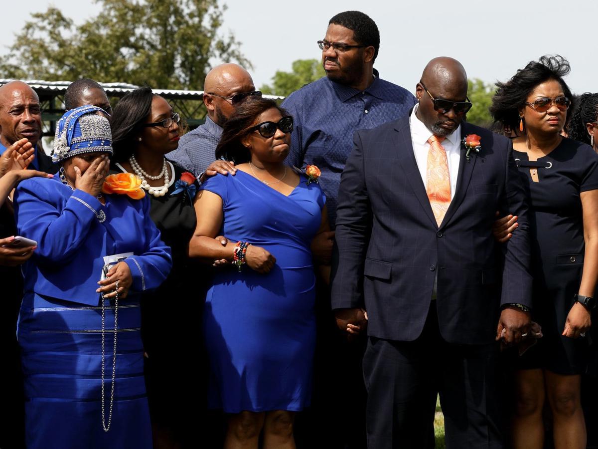 Funeral for Jaylon McKenzie