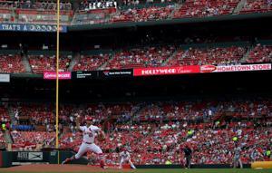 Wainwright hat gewonnen, aber nicht leicht, bei PNC Park, Pittsburgh