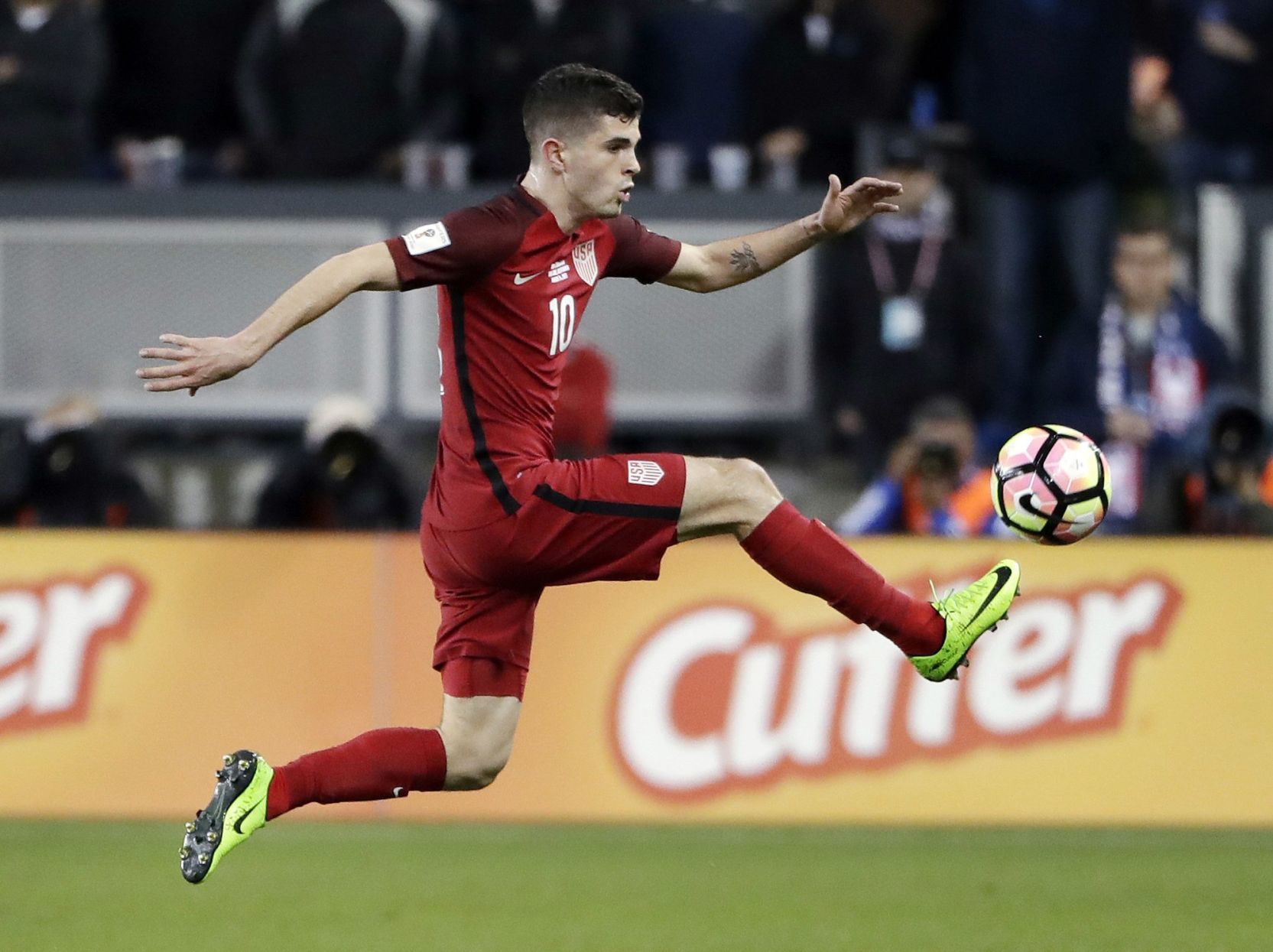 Ream, Wood gets starts for United States  against Costa Rica