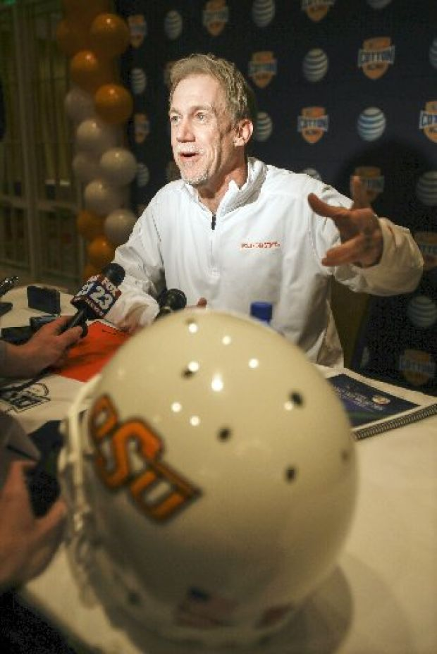 Oklahoma State braces for DGB : Sports