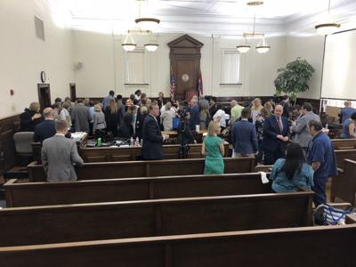 Plaintiffs thank jurors after they award $4.69 billion in damages in St. Louis talcum powder lawsuit