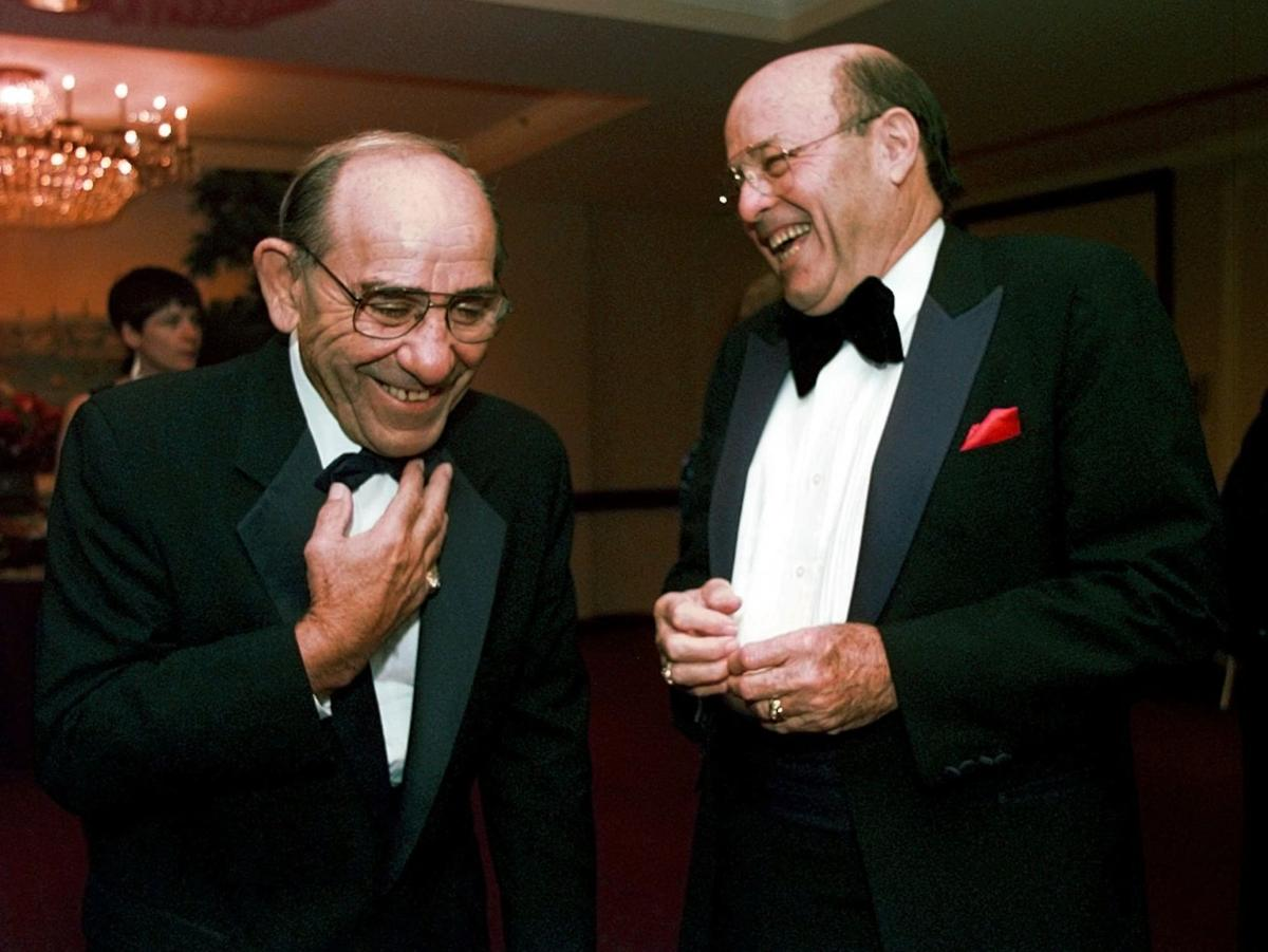 Yogi Berra and Joe Garagiola