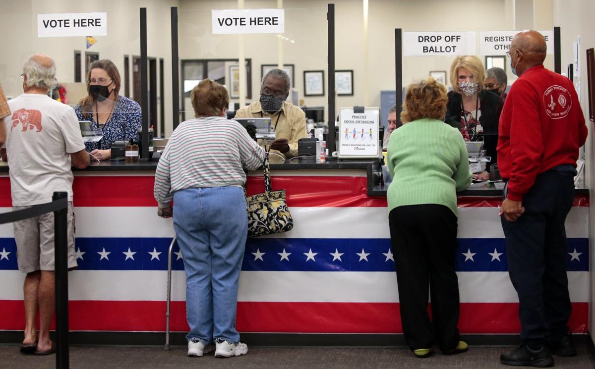 In-person absentee voting opens in Missouri