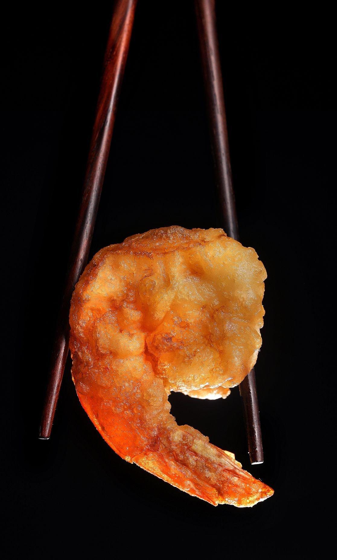 Time for tempura