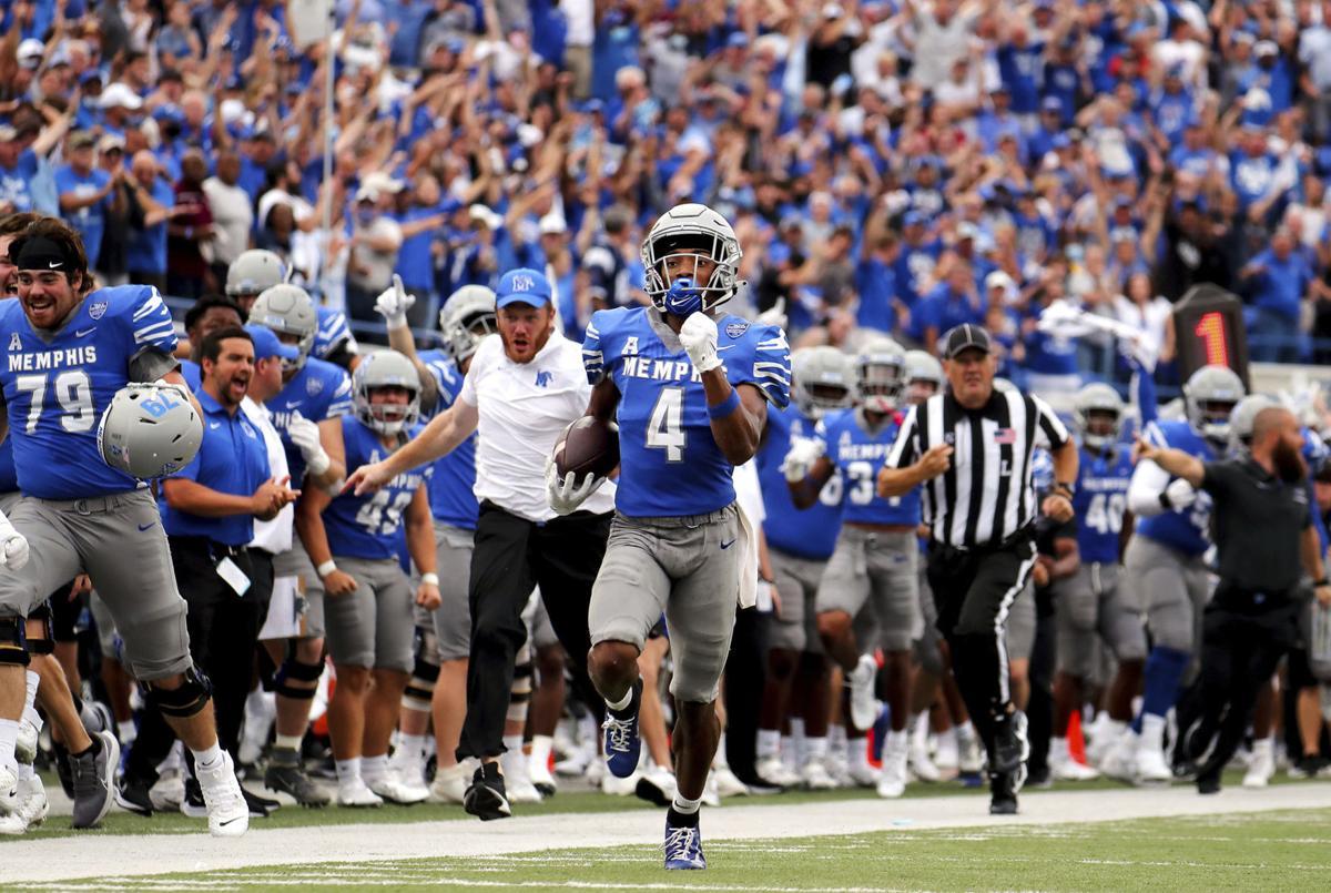 Mississippi St Memphis Football