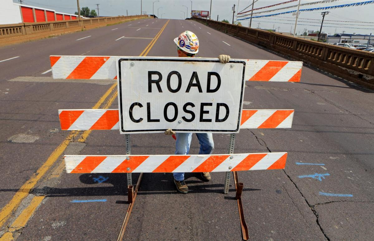 Kingshighway closed at Shaw and Southwest -