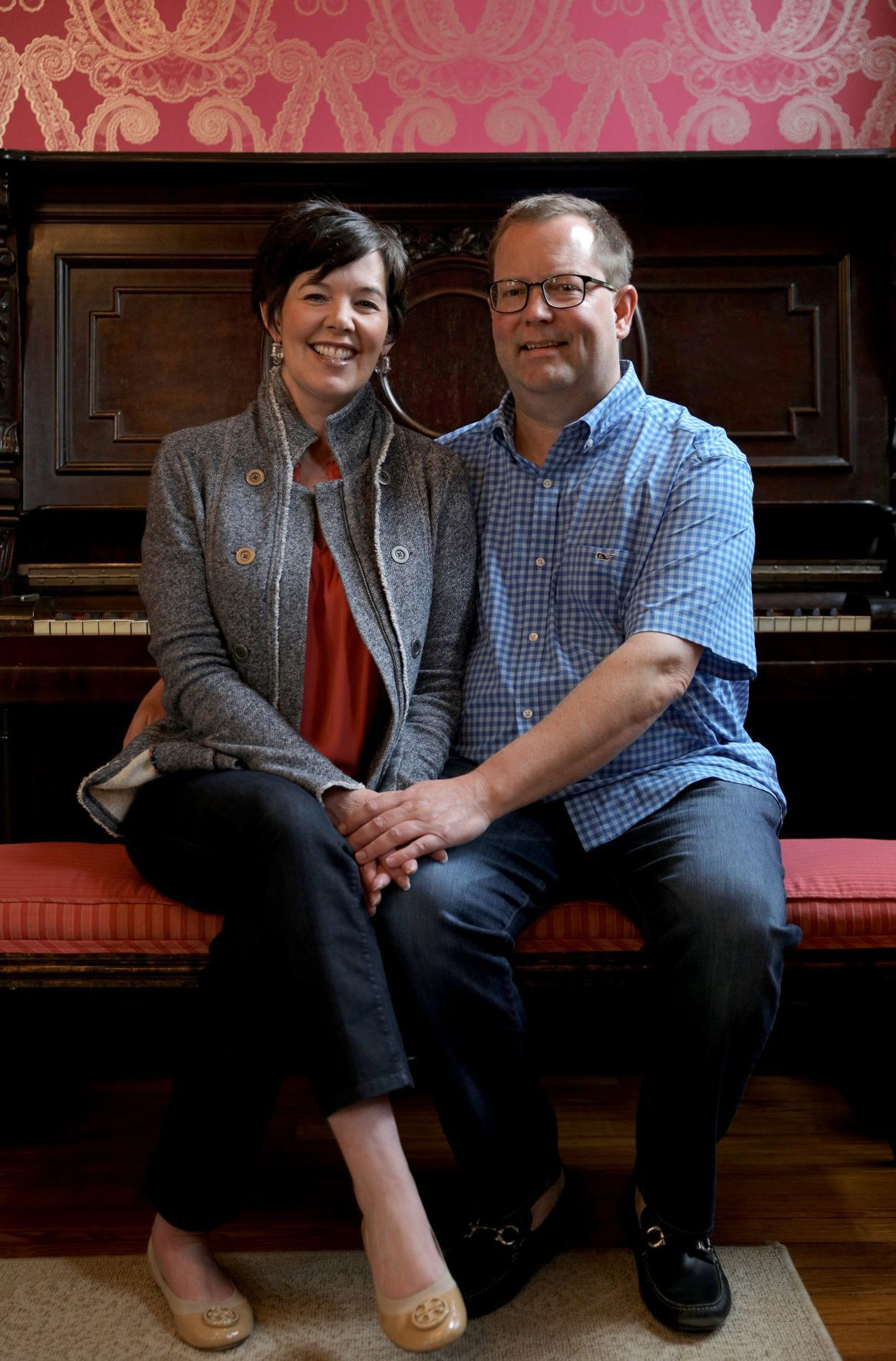 At home with the Joneses in Lafayette Square