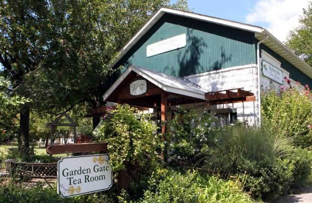 Garden Gate Tea Room in Granite City has ties to steel industry