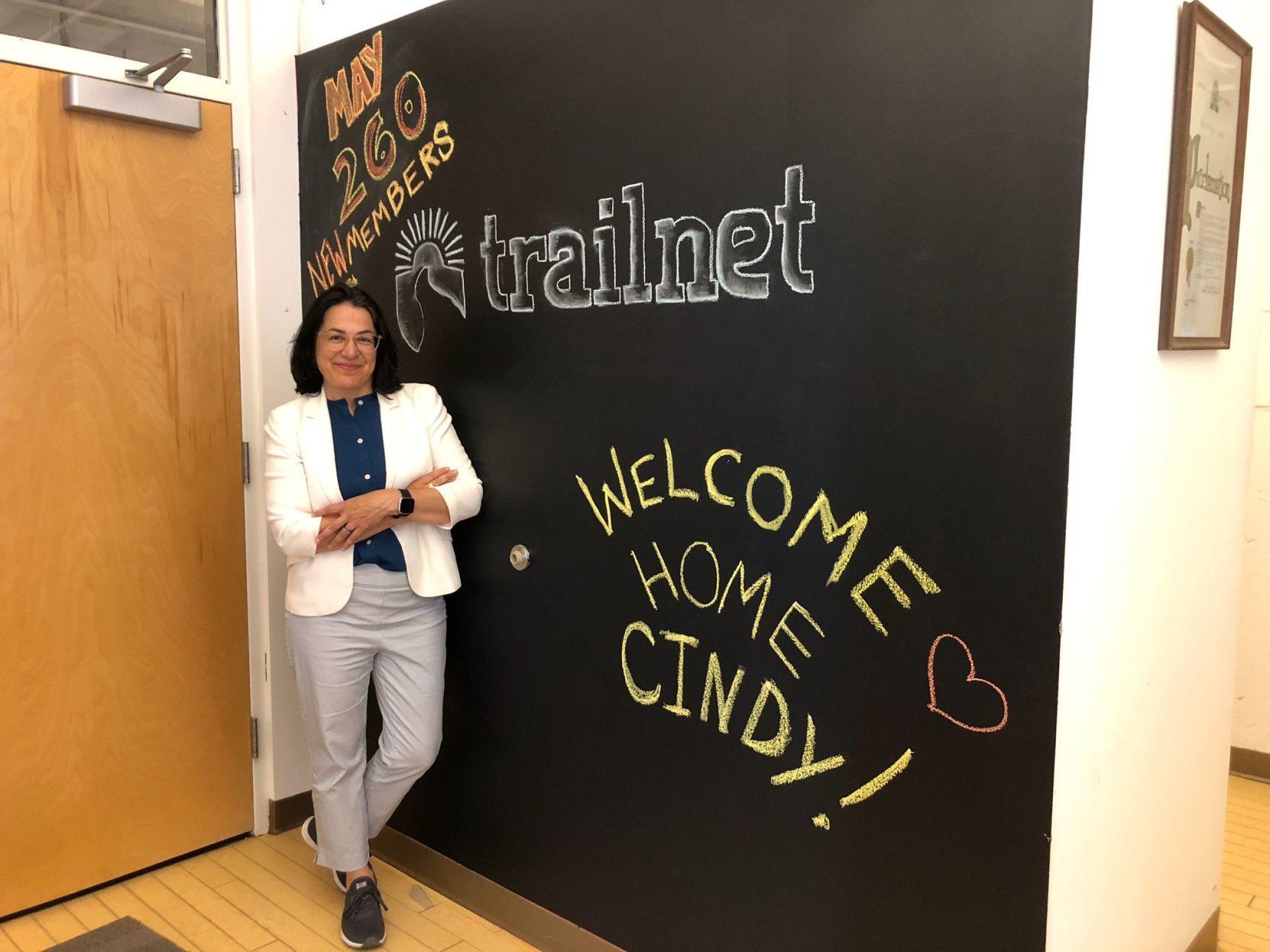 Trailnet CEO Cindy Mense