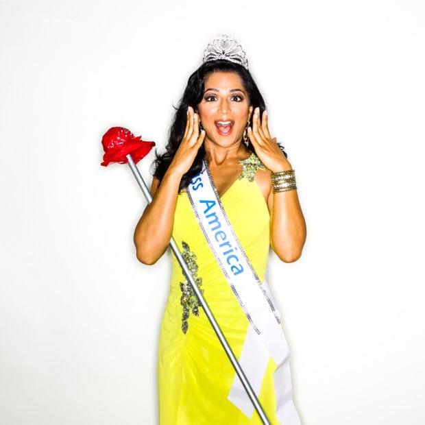 Good Aisha Sultan As Miss America