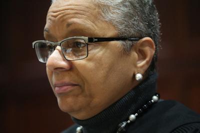 Municipal Court Judge Jennifer H. Fisher hears cases in three cities