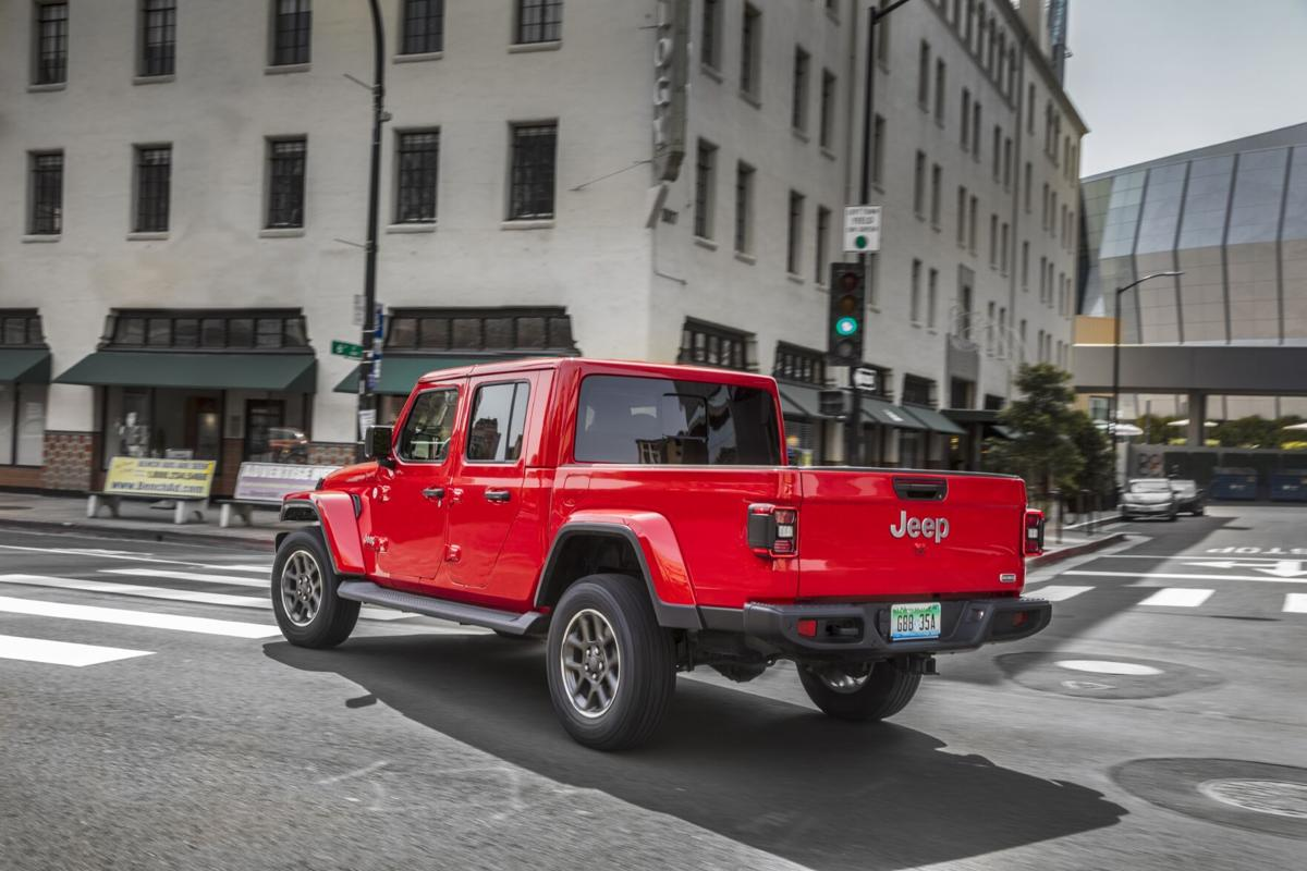 Photo provided by Jeep