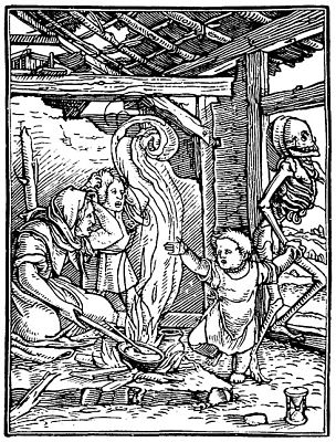 Lessons from the Black Death: beware of scapegoating, succumbing to fear
