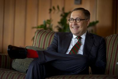 Andrew D. Martin will become Washington University's 15th chancellor
