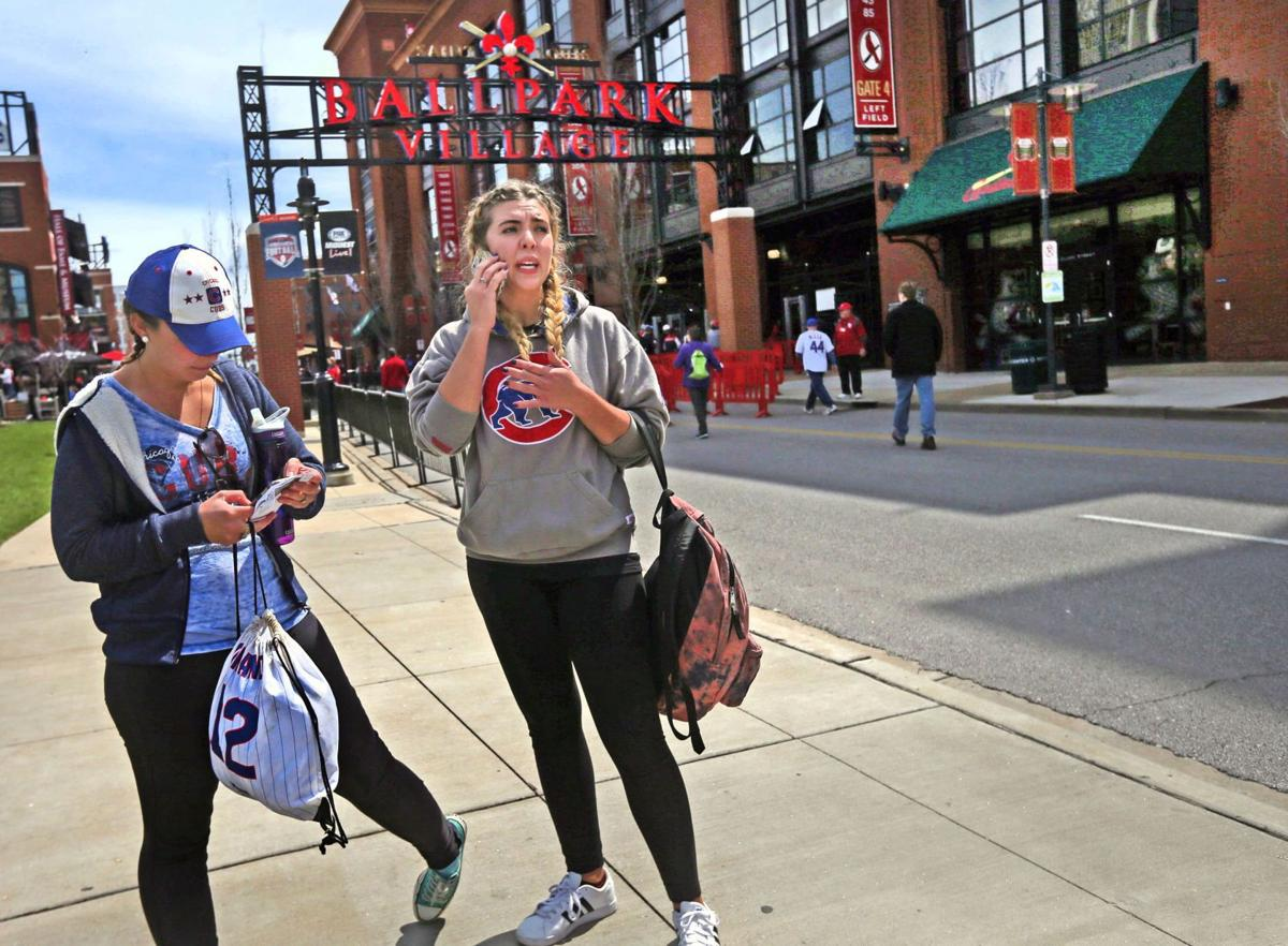 New security procedures at Busch Stadium prevent long lines but cause issues for some fans