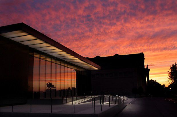 Curtain raises on St. Louis Art Museum East Building as it approaches opening day '