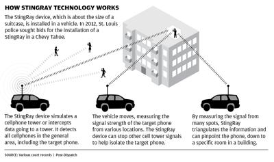 StingRay Technology graphic