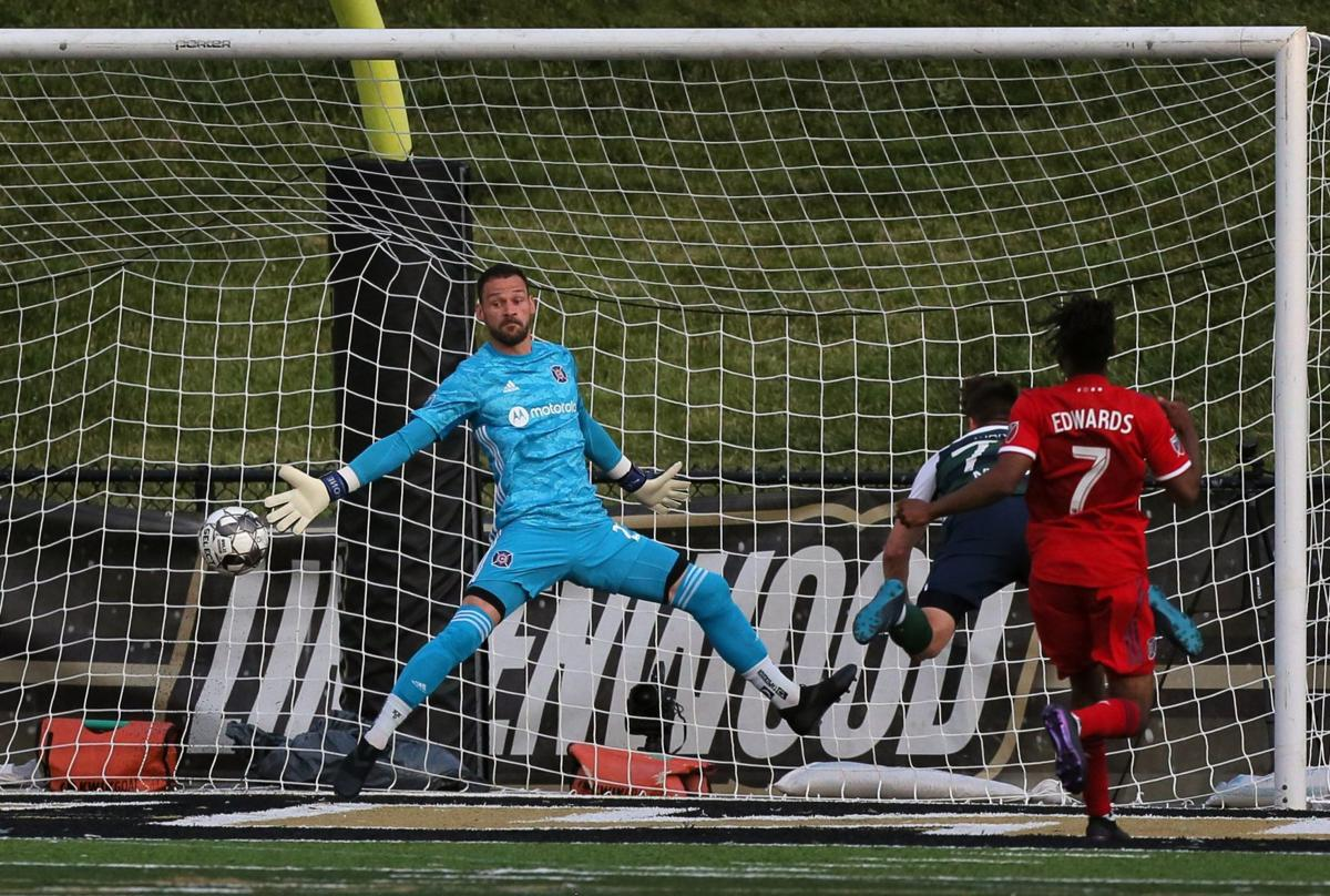 STLFC upsets MLS team Chicago Fire in U.S. Open Cup