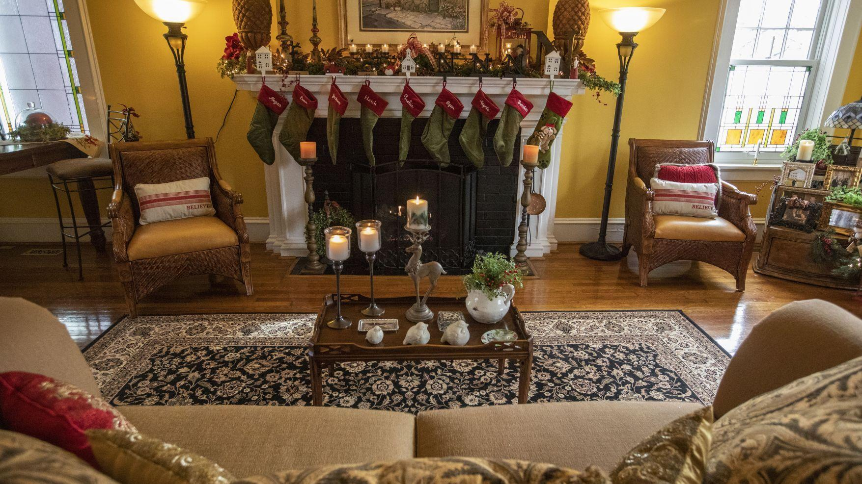 At Home: Niebruegge home decked in holiday cheer