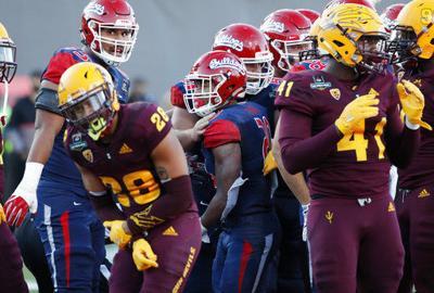 College football: Fresno State tops Arizona State as bowl