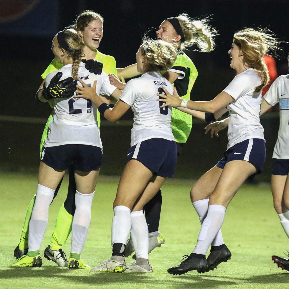 St. Dominic vs. Summit girls soccer
