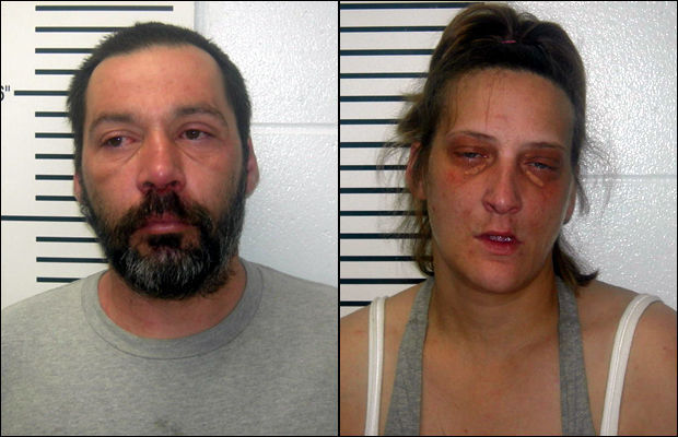 Jesse G. Bass and Michelle Dundee