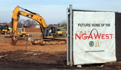 Site work continues at NGA footprint in north St. Louis