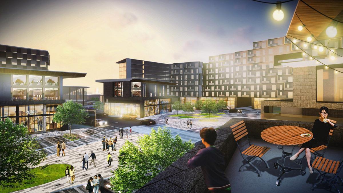 Cullinan Properties Midtown development