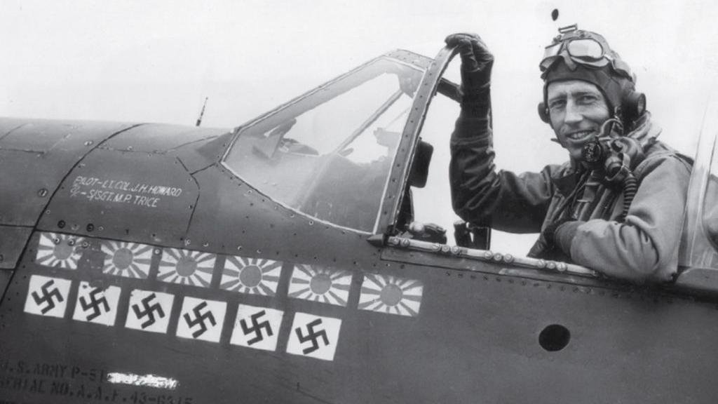 A Look Back • Mystery hero fighter pilot over Germany in 1944 was St. Louisan