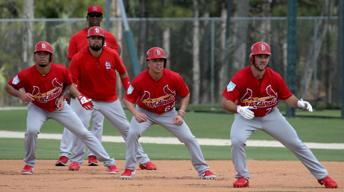 Postseason drought is motivator as Cardinals aim to 'execute