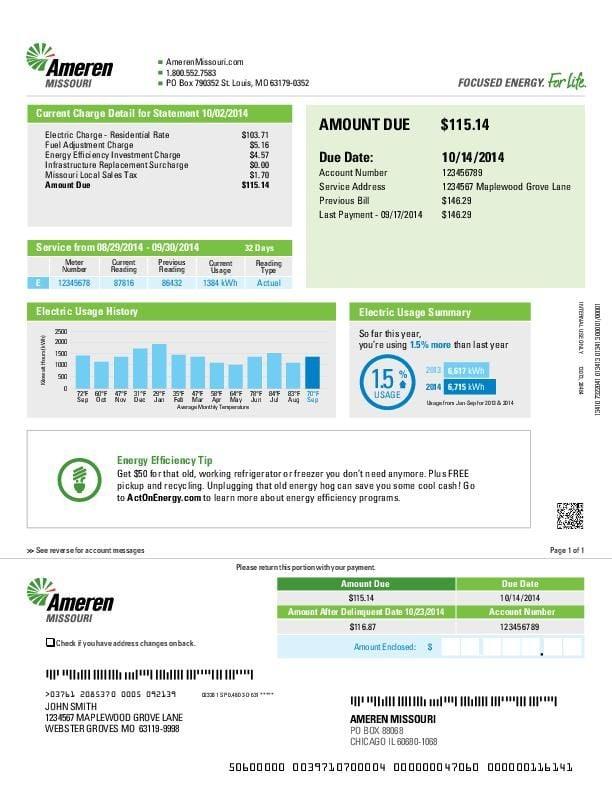 download pdf ameren missouri sample bill