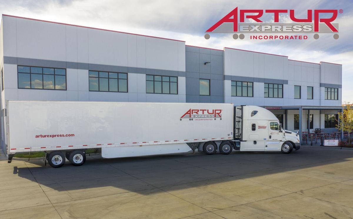 Artur Express Truck & Headquarters