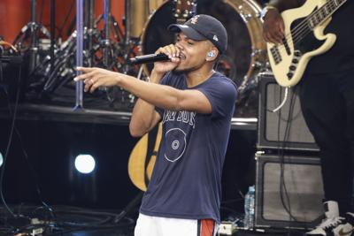 "Chance The Rapper Performs on ABC's ""Good Morning America"""