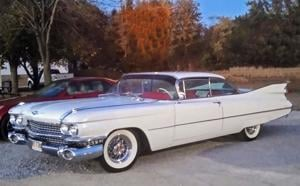 The 1959 Cadillac: When Fins were in... BIG FINS!.