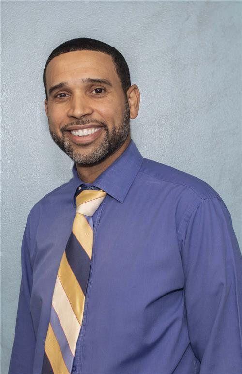James Young of the Ferguson-Florissant School District