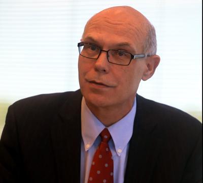 Ameren CEO Warner Baxter