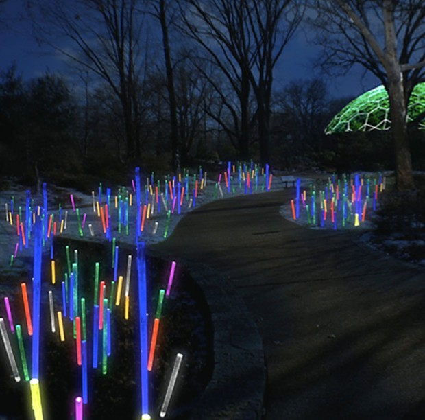 Missouri Botanical Garden Set To Glow During Holiday Season | Entertainment  | Stltoday.com