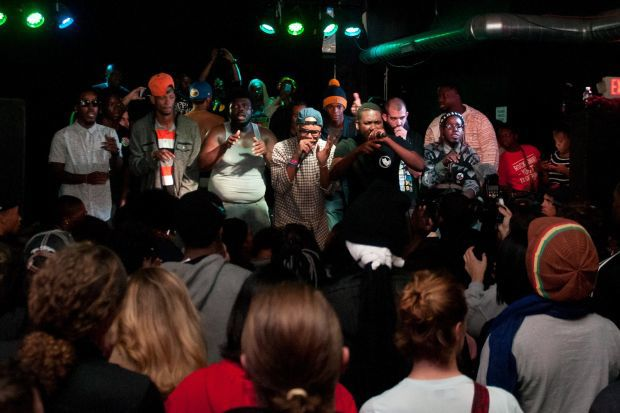 Hip Hop 4 Justice at Fubar