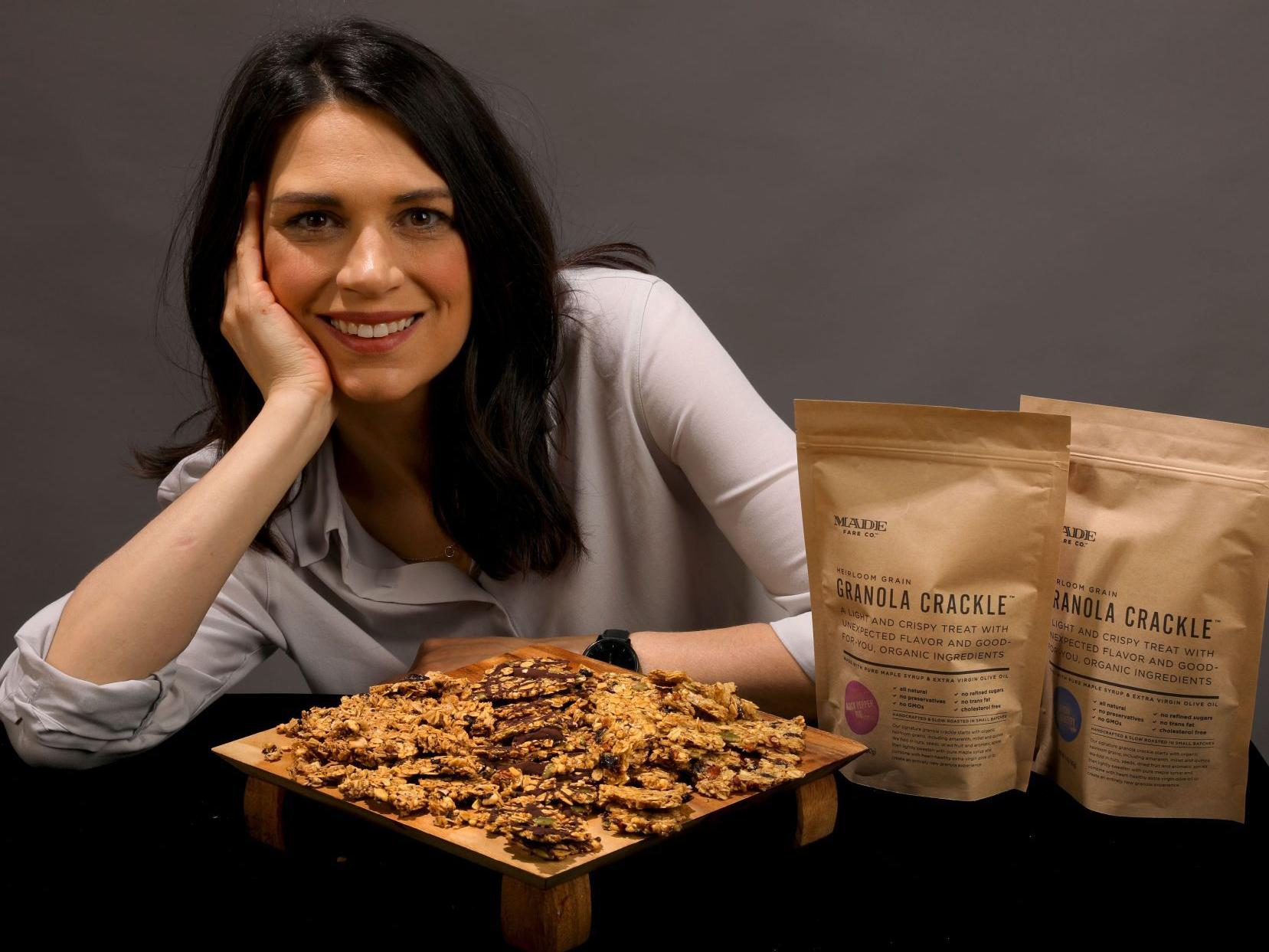 Made in St. Louis: Granola for grown-ups inspires tasty business