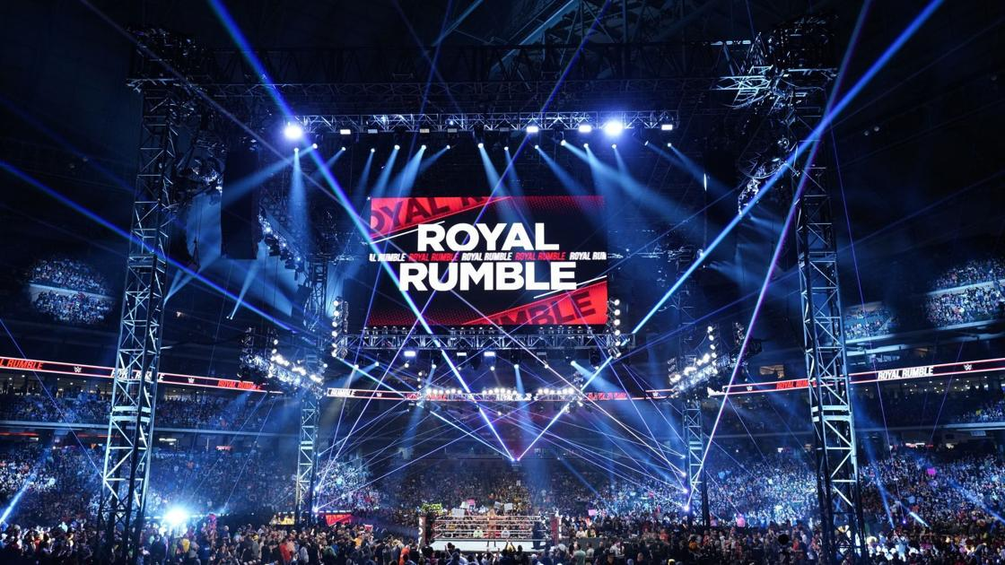 St. Louis to host WWE's Royal Rumble in January; 40,000-plus fans expected