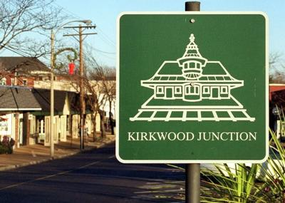 City of Kirkwood sign