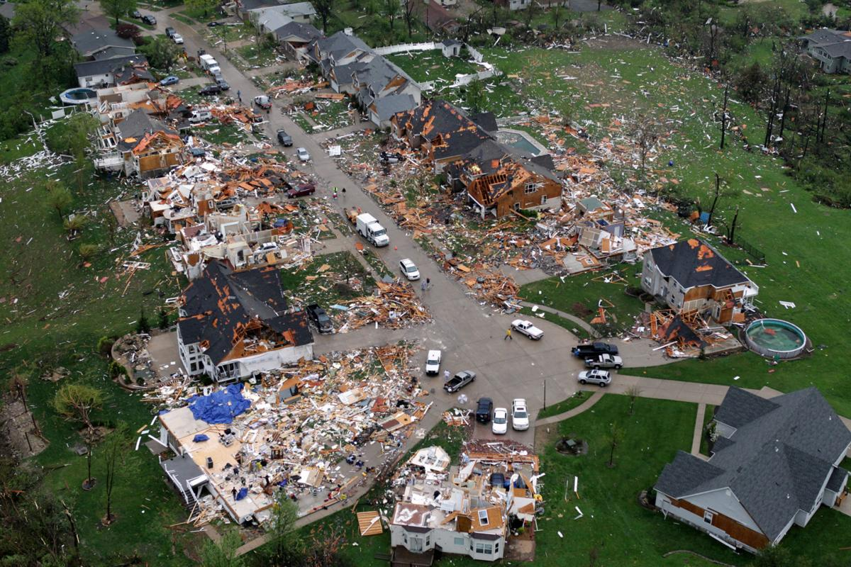 The 2011 Good Friday Tornado Stories Across The Path Of