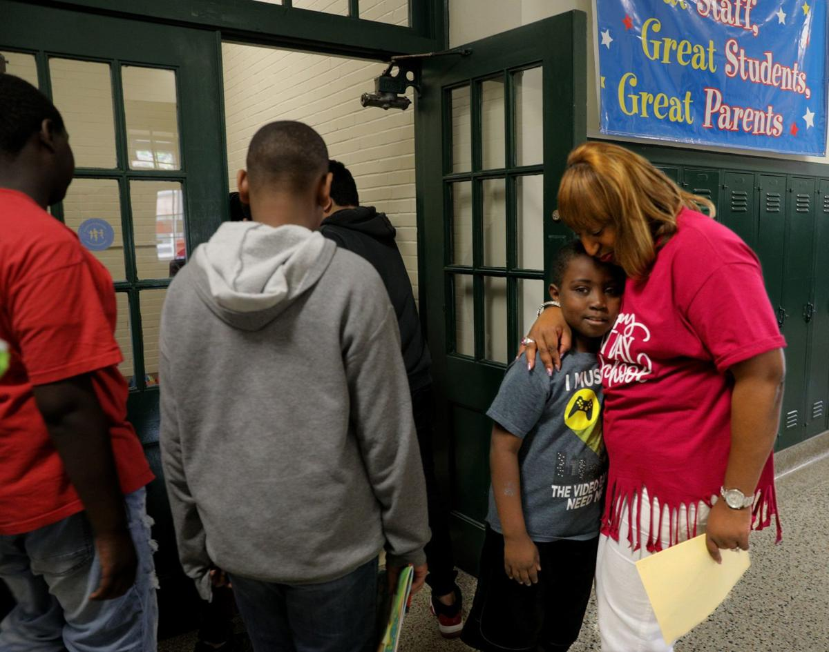 Vogt Elementary in Ferguson has final day of school