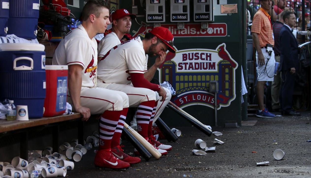 St. Louis Cardinals v Los Angeles Dodgers