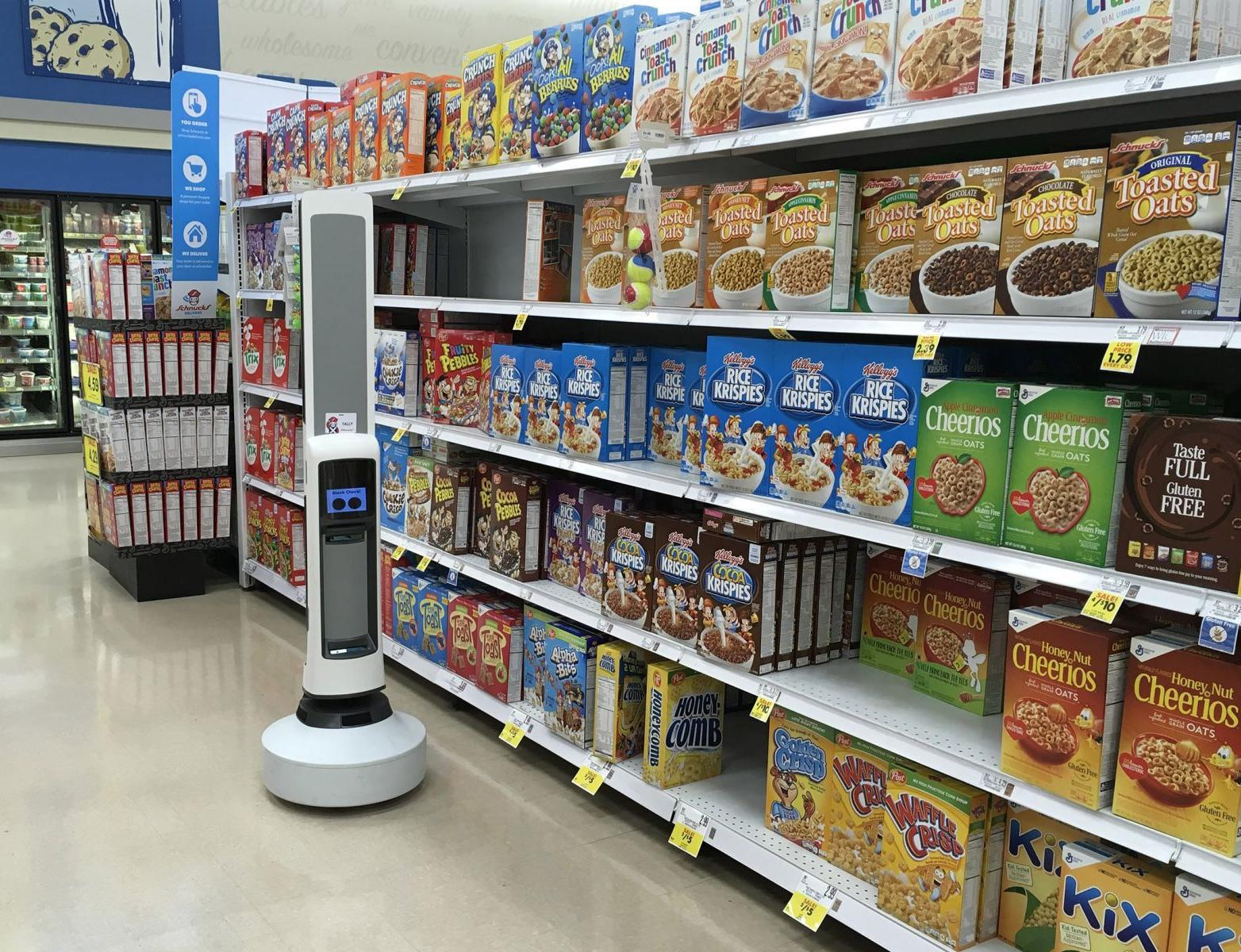 Robot Workers Will Soon Be Roaming The Aisles At Schnucks