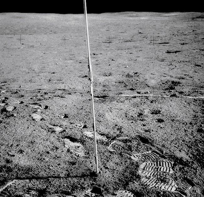 After 47 years, Apollo lunar sample to be analyzed for the first time by Wash U researchers in St. Louis