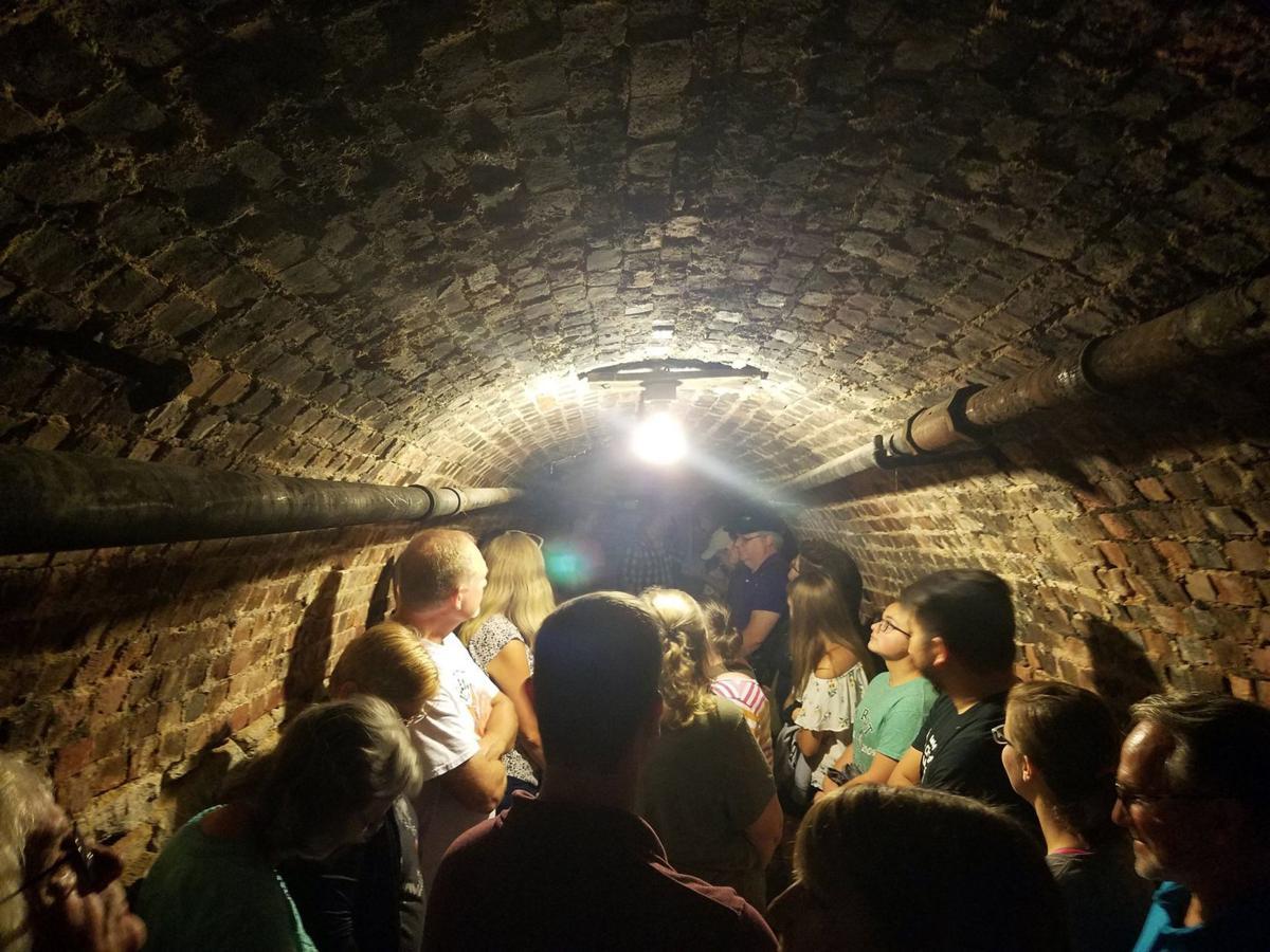Underground Railroad tours starting this month in Alton