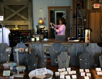 Shop owners gear up for reopening